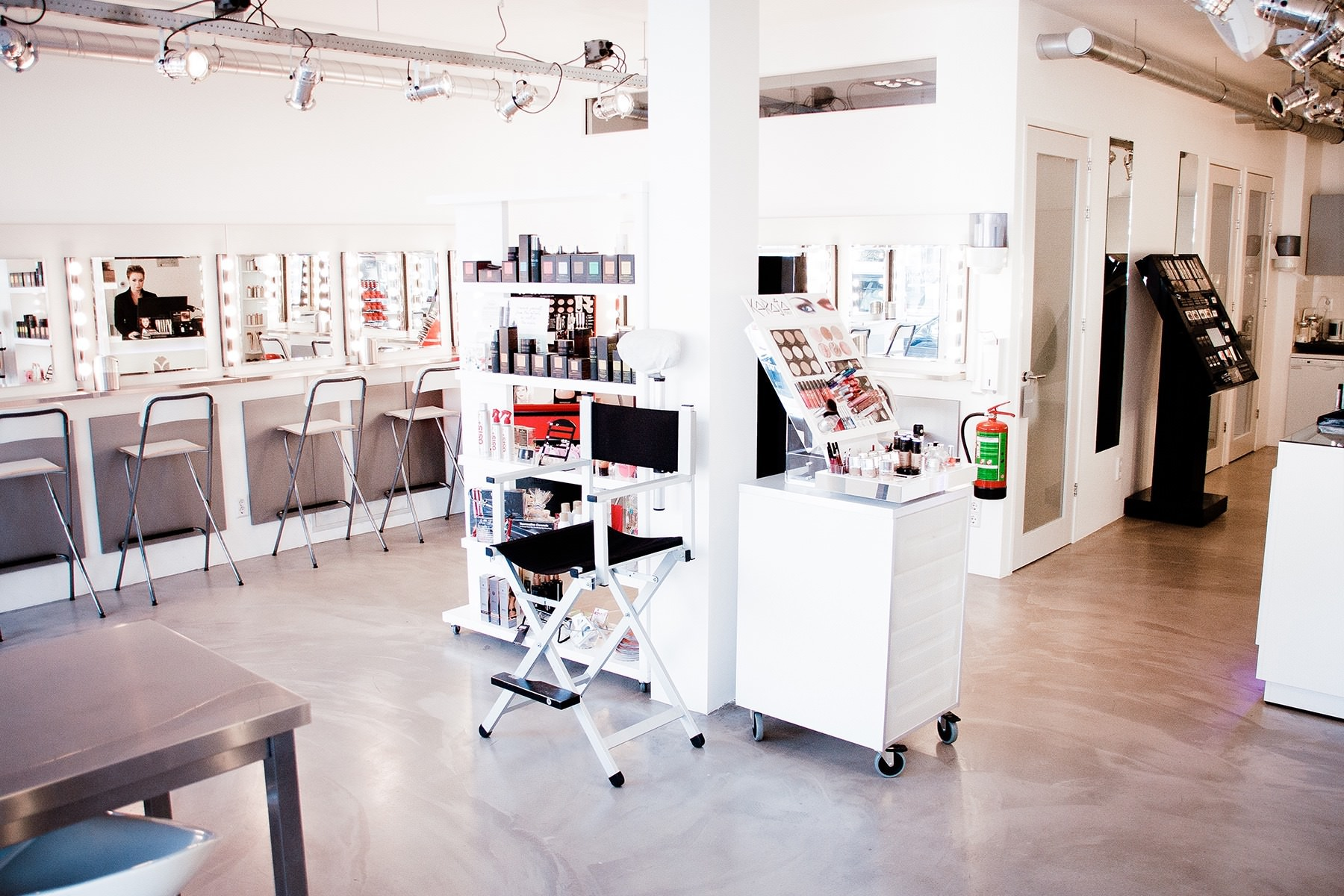Flavour Visagie Beauty Salon in Rotterdam