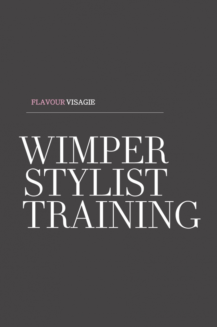Wimperstylist Training en opleidingen